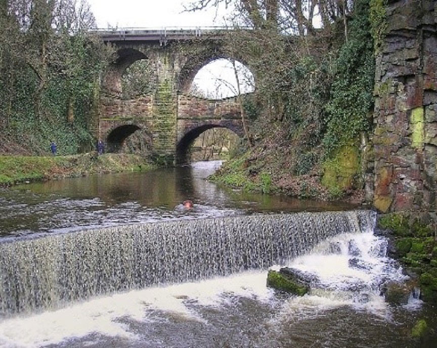 New Mills Viaduct
