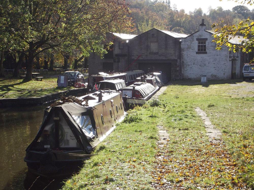 Whaley-Bridge Transhipment Shed